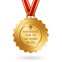 Top 50 UK wine blog
