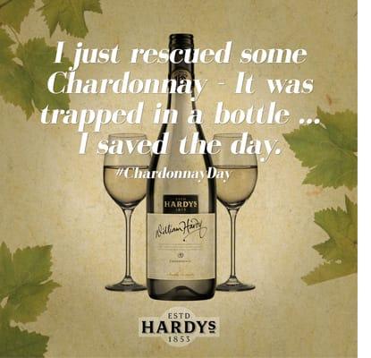 Hardys Chard Day