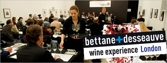 London Wine Experience by Bettane+Desseauve