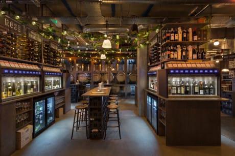 Vagabond winery