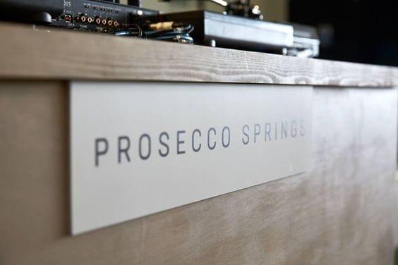 Prosecco Springs